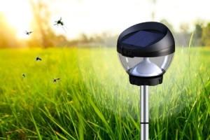Избавиться от комаров на даче