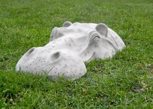 Садовые фигурки своими руками из бетона