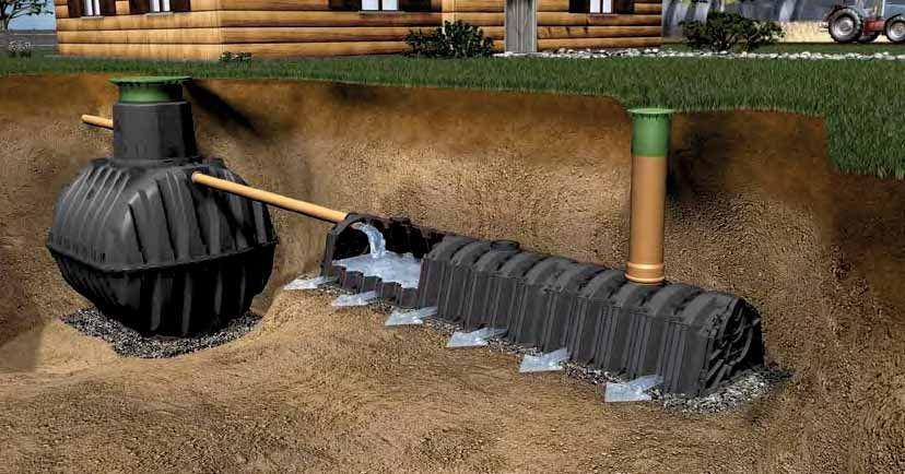 Автономная канализация как сделать