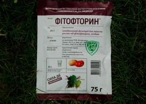 Инструкция по применению фитофторина