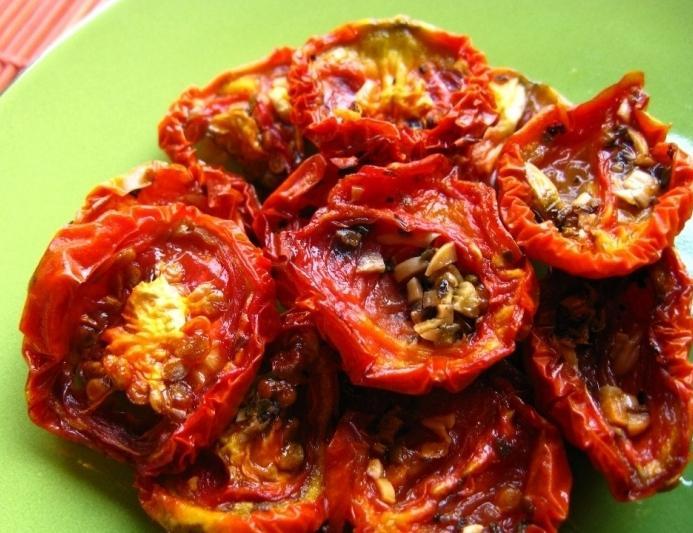 Как завялить помидоры в домашних условиях