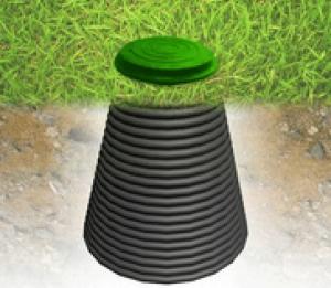 Фильтрационный колодец для септика