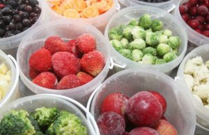 Какие овощи можно замораживать на зиму, чтобы они не теряли витамины