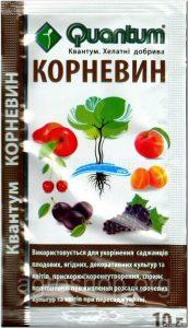 Как правильно применять Корневин для растений