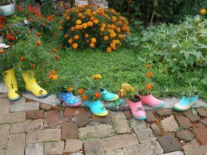 Как правильно сделать кашпо для сада своими руками