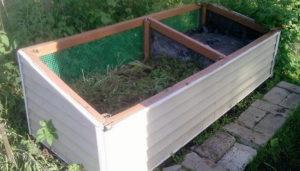 приготовить компост на даче самому