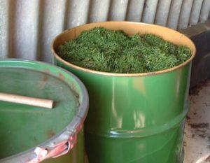Как правильно приготовить настой из травы для подкормки растений