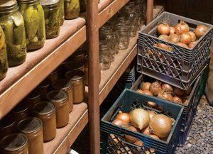 Какая температура должна быть в погребе для правильного хранения овощей зимой