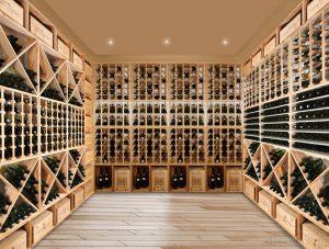 Выбираем мебель для хранения вина