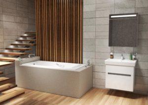 Как выбрать себе ванну и в чем преимущества чугунных ванн