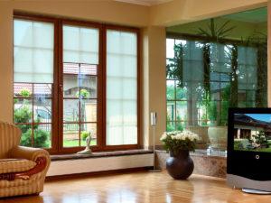Как выбрать пластиковое окно в частный дом