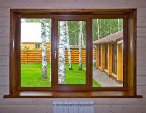 Как выбрать ПВХ окна на дачу